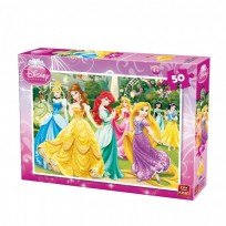 King DISNEY Puzles PRINCESS 5280A 50gb.