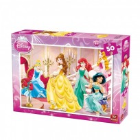 King DISNEY Puzles PRINCESS 5280B 50gb.