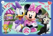 Puzzle 35 gb. Minnie Mouse 3+,Ravensburger R08610