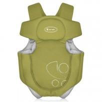 Ķengurusoma Lorelli Classic baby carriers Green
