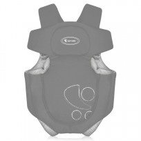 Ķengurusoma Lorelli Classic baby carriers Grey