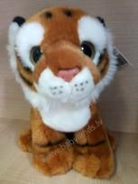 Tīģeris mīksta rotaļlieta Mimimi 25cm 11086