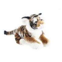 Tīģeris mīkstā rotaļlieta 45 cm, UNI-TOYS 11219