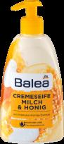 Šķidrās krēmziepes  Balea Milch & Honiq, 500 ml