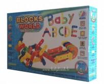 Konstruktors Blocks world 70 det. 3.g.+ ,1451