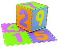 paklājiņš-puzzle CIPARI - 9 gb. plāksnes ADAR