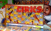 Galda spēle Cirks