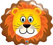 Folijas balons LION 29/74 CM
