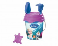 Smilšu rotaļlietu komplekts Ledus Sirds (Frozen) Ref.322014