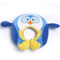 Ceļojuma spilvens Puffy the Penguin Travel Blue  2815