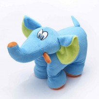 Bērnu spilvens kaklām Trunky the Elephant Travel Blue 289