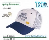 Cepure TuTu 50-54 izm,(3-004646) Don'T