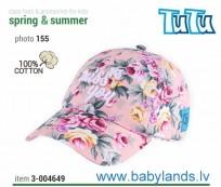 Cepure TuTu 54 izm. (3-004649)
