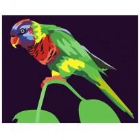 Artventura Krāsa pēc numuriem ROZELLA 16,5x13 cm