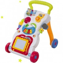 Stumjamais staigulis-rotaļlieta BABY MIX 12m+ HS-3238