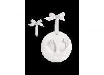 Baby Art Keepsake komplekts mazuļa pēdiņu/rociņu nospieduma izveidošanai  3...