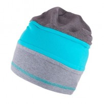 Cepure TuTu zēnam 3-004609 SILVER-BLUE ,izm.54 cm.