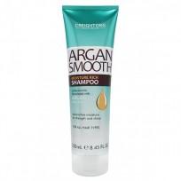 Dziļi mitrinošs šampūns Argan Smooth 250ml