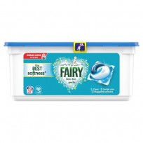 FAIRY NON BIO: Veļas mazgāšanas kapsulas (27 gab.)