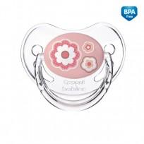 CANPOL BABIES Newborn baby Anatomiskas formas silikona māneklis 0-6m, 22/56...