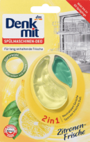 Denkmit -DEO 2in 1 Citronu-priekš trauku mazgājamās mašīnas  100092