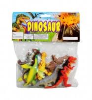 Dinozauru komplekts 6gb.Q4173