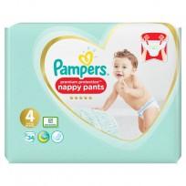 Pampers premium protection Pants 4 (9-15kg) 34gb. ( Biksītes )