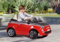 Peg-Perego FIAT 500 RED 2013