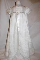 Bērnu kleitiņa krīstībam no 100% kokvilna K/48