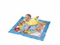 Fisher Price Aktivitātes paklājiņš Firsts Discovery Playquilt, M5605