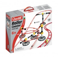Konstruktors QUERCETTI Roller Coaster Mini Rail 6430