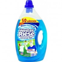 Weiser Riese veļas mazg. līdz Universal Kraft (zils) 2,5l 50 mazg. reizēm