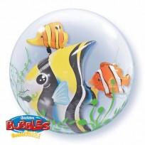 Burbuļbalons 2 in 1 Zivtiņas