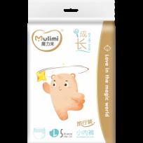 Autiņbiksītes-biksītes Mulimi L 9-14kg 5gab. Travel Package.