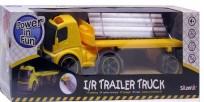 Silverlit Trailer Truck Smagais auto ar pulti radiovadāms 81116