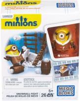 Rotaļlietu komplekts Mega Bloks Minioni