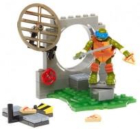 Mega Bloks Konstruktors Teenage Mutant Ninja Turtles Training Leo, DMX33