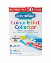 Dr.Beckmann Salvetes krāsas saglabāšanai 50gb