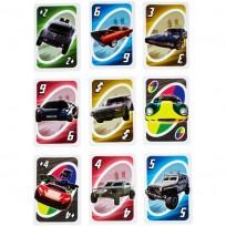 UNO Fast & Furious kāršu spēle FDJ13 MATTEL