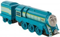 Thomas&Friends Vilciens KONNOR ar piekabi DXR63/DWM30