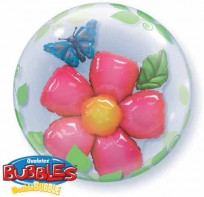 Burbuļbalons 2 in 1 Puķe