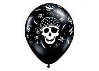 Baloni 28cm QUALATEX Pirats