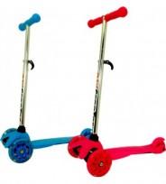 Skrejritenis, spīdošie riteņi , regulējams rokturis SPQY-XM002N/2769