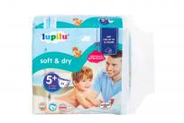 Autiņbiksītes Lupilu Soft&Dry 5+ (13-25kg)36gb.