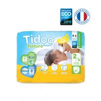 Autiņbiksītes TIDOO Newborn jaundzimušiem 2/S (3-6kg), 31gab