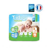 Autiņbiksītes TIDOO 3 (4-9kg), 27gab