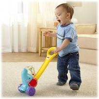 Fisher Price Stumjamā rotaļlieta ``Zilonis``