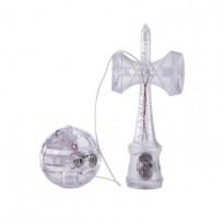 YoYoFactory KENDAMA balta, LED balta (baterijas k-tā) (Artikuls: YO 042)