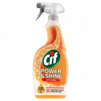 Cif POWER&SHINE kitchen- orange&tangerine oil 700ml