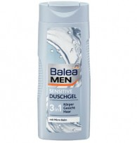 Dušas želeja Balea Men SENSITIVE 3in1 300 ml,57926